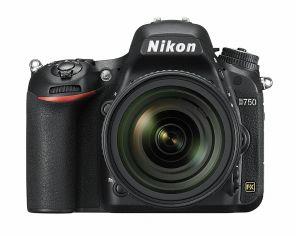 Nikon D750 Kit 24-70mm f/2.8G ED AF-S Nikkor