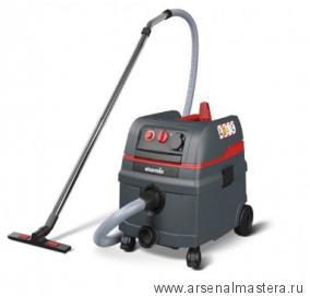 Пылесос промышленный/строительный с розеткой Starmix  ISC L-1425 Basic 1,4 кВт 25 л 018676