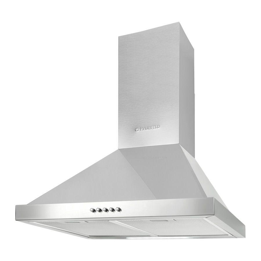 Кухонная вытяжка MAUNFELD Line 60 нержавеющая сталь