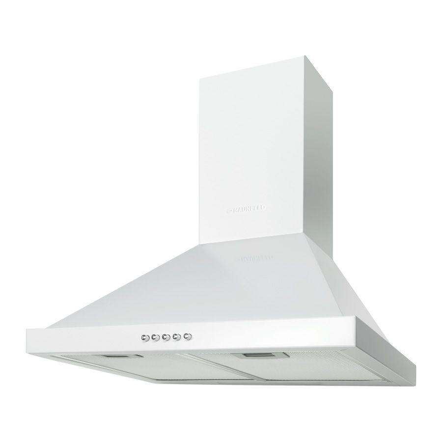 Кухонная вытяжка MAUNFELD Line 50 белый