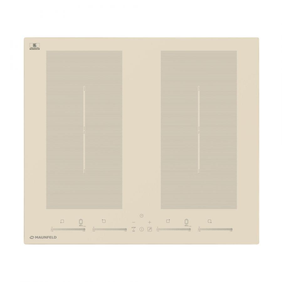 Индукционная панель MAUNFELD EVI.594.FL2(S)-BG бежевый