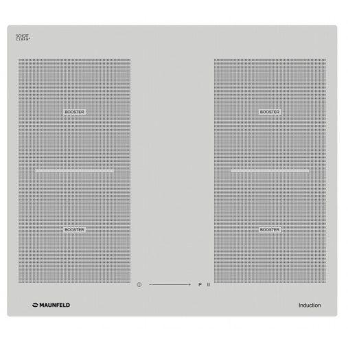 Индукционная панель MAUNFELD MVI59.2FL-WH белый