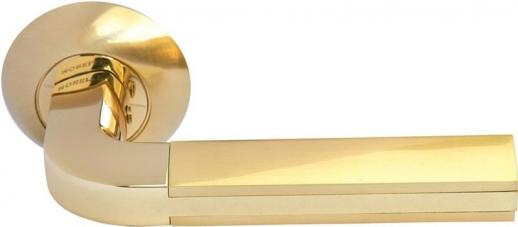 Ручка Morelli, Современное Искусство, Цвет-Матовое Золото/Золото Mh-11 SG/GP