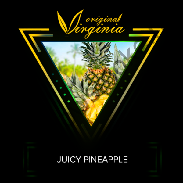 Original Virginia T Line 100 гр - Juice Pineapple (Сочный Ананас)