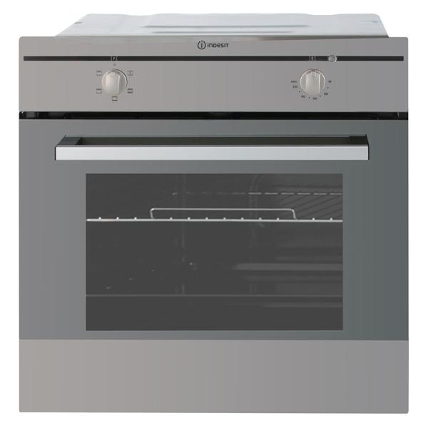 Встраиваемая электрическая духовка  INDESIT 7OFIM 20 K.A IX