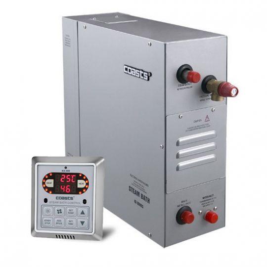 Парогенератор Coasts KSB-90 9 кВт 380v с пультом KS-300А