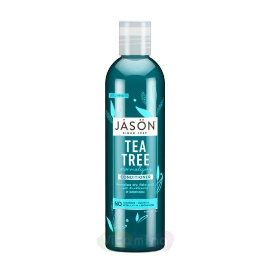 Jason Кондиционер для волос «Чайное дерево» Tea Tree Scalp Normalizing Conditioner, 227 мл