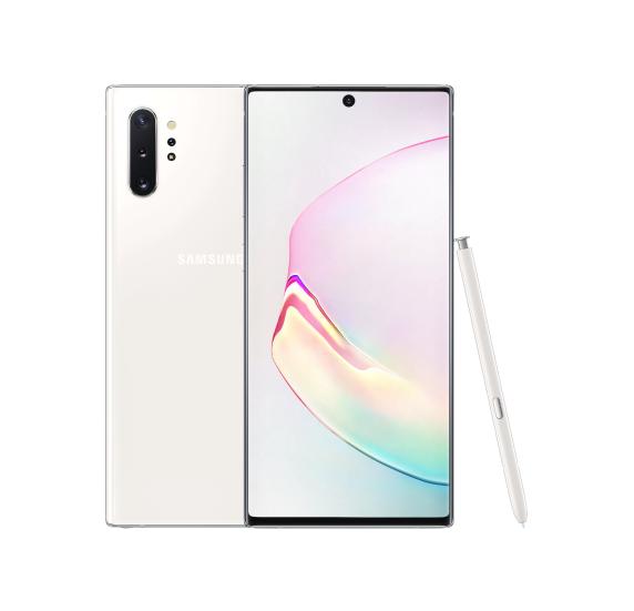 Samsung Galaxy Note10+ 256 ГБ (белый)