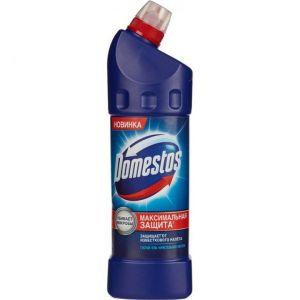 Чистящее средство Domestos, убивает все известные микробы, 1 литр