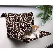 TRIXIE Гамак для кошки на батарею (жираф)