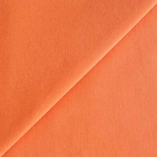 Ткань Хлопок Однотонный оранжевый 50x40