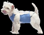 Послеоперационная попона для собак  № 7 (об.гр. 104-116 см)