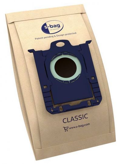 Мешки бумажные Electrolux S-BAG E200S