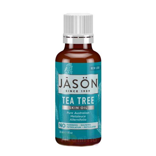 Jason Масло чайного дерева Purifying Tea Tree 100% Pure Oil,  30 мл