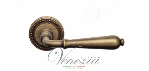 Дверная ручка Venezia Classic D3 матовая бронза