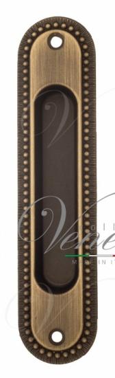 Ручка для раздвижной двери Venezia U133 матовая бронза (1шт.)