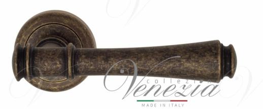 "Дверная ручка Venezia ""CALLISTO"" D1 античная бронза"