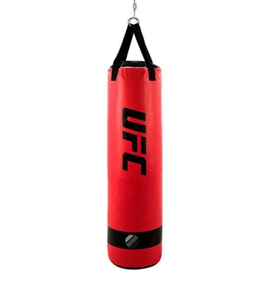 UFC Боксерский мешок MMA 36 кг красный с наполнителем