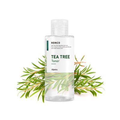 Тонер для чувствительной кожи A'PIEU NONCO TEA TREE TONER 210мл