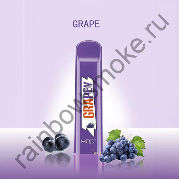 Электронная сигарета HQD Cuvie Grapey 3шт (Виноград)
