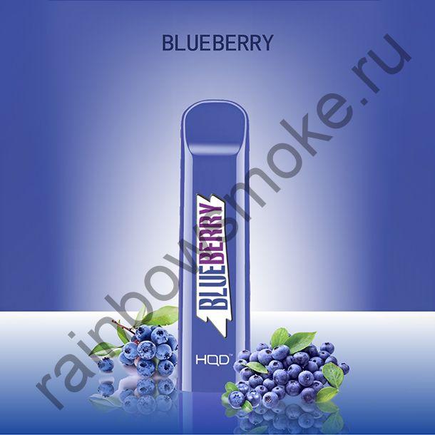 Электронная сигарета HQD Cuvie Blueberry 3шт (Голубика)