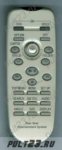 DVD SYSTEM TOYOTA 86170-45020, CY-KT0560A