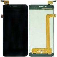 LCD (Дисплей) Fly FS458 Stratus 7 (в сборе с тачскрином) (black) Оригинал