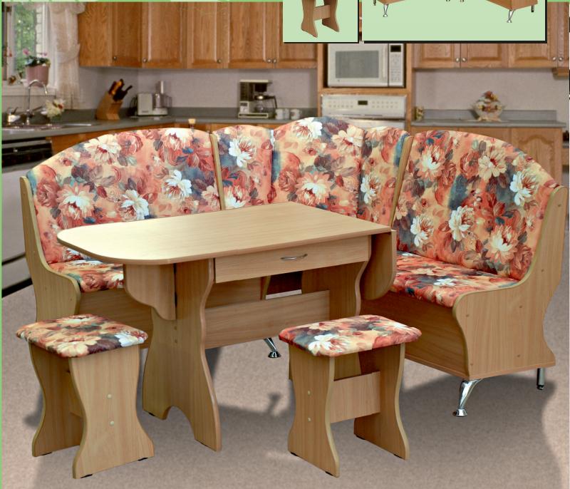 Набор мебели Аленка 4  Виталь