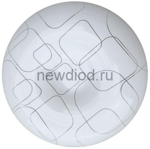 Светильник светодиодный серии DECO 12Вт 230В 6500К 780лм 190мм ГЛОРИЯ IN HOME