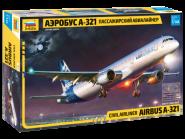"""Самолет """"Аэробус А-321"""""""