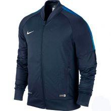 Детская куртка Nike Squad 15 Sideline Knit Jacket тёмно-синяя