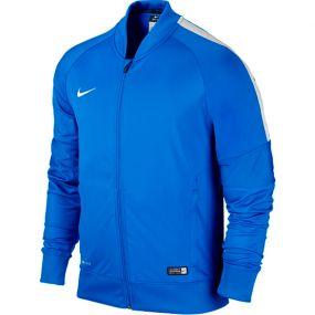 Детская куртка Nike Squad 15 Sideline Knit Jacket синяя