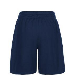 Детские игровые шорты Nike League Knit Shorts No Brief тёмно-синие