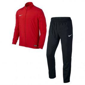 Детский спортивный костюм Nike Academy 16 Sideline 2 Woven Tracksuit красный