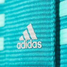 Капитанская повязка adidas бирюзовая