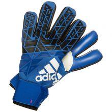 Вратарские перчатки adidas Trans Pro синие