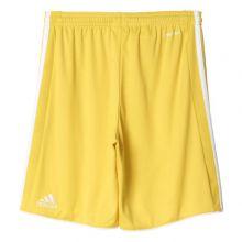 Детские игровые шорты adidas Tastigo 17 Shorts жёлтые
