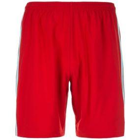 Игровые шорты adidas Condivo 18 красно-голубые