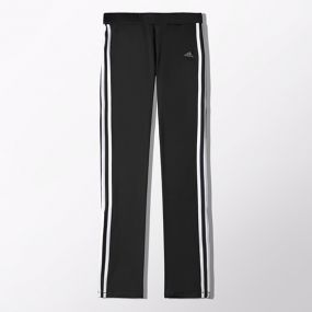 Женские спортивные штаны adidas Young Girls Training Pants чёрные