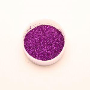 """Глиттер(блестки) 0,1мм(1/256""""), пакет, цвет: фиолетовый (1уп = 100г)"""