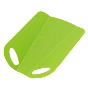 Гибкая разделочная доска Folding Cutting Board, Цвет зелёный