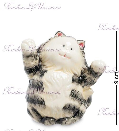 """Фигурка кот Улыбка """"Pavone"""""""