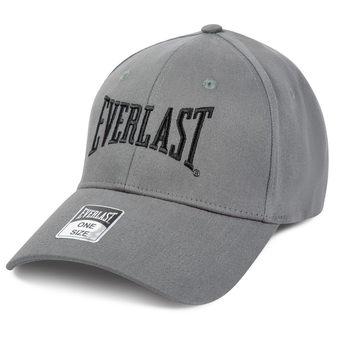 Бейсболка Classic Logo сер, артикул RE004 GR