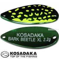 Блесна Kosadaka Trout Police Bark Beetle XL 2,2гр /  27мм / цвет: 803