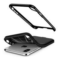 Оригинальный чехол SGP Spigen Neo Hybrid для iPhone Xs / X черный: купить недорого в Москве — выгодные цены в интернет-магазине противоударных чехлов для телефонов айфон Xs — «Elite-Case.ru»