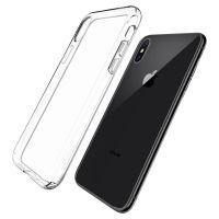 Чехол SGP Spigen Liquid Crystal для iPhone Xs / X прозрачный: купить недорого в Москве — доступные цены в интернет-магазине противоударных чехлов для мобильных телефонов «Elite-Case.ru»