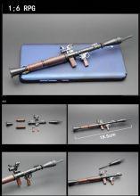 Сувенирная сборная модель Гранатомета RPG-7 1:6
