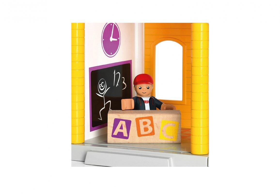 Игровой набор BRIO Школа купить в москве
