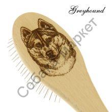 Сибирский хаски Greyhound by Ashley Craig