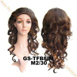 Искусственные термостойкие волосы Парик №M002/30 (50 см) - 230 гр.